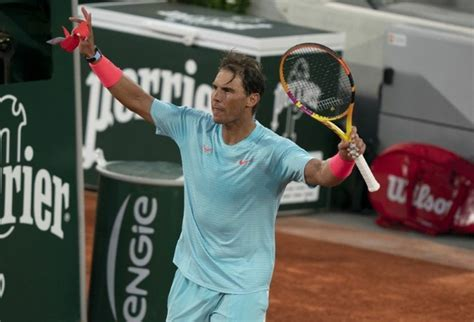 Different French Open, same start for Nadal - Daily Times