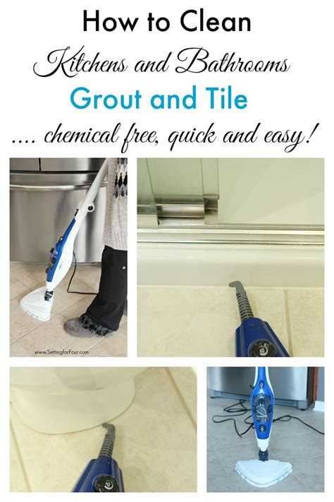 kitchen tile floor cleaner what to decorate and make in november setting for four 6256