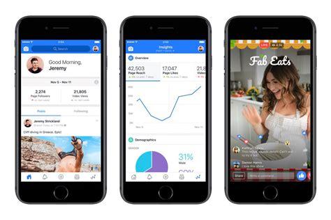 facebook   app   video creators  verge
