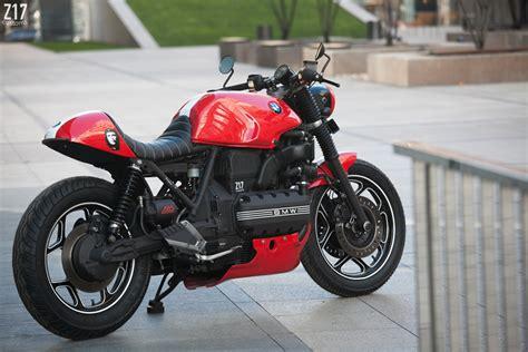 Modified Bmw K100 by Bmw K100 Custom By Z17 Customs Bikebound