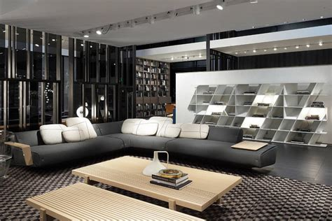 Living Room L Sydney by Sydney Sofa Poliform Tomassini Arredamenti