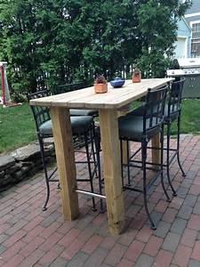 Outdoor Möbel Holz : die besten 25 outdoor stehtisch ideen auf pinterest outdoor bar m bel garten bar aus holz ~ Sanjose-hotels-ca.com Haus und Dekorationen