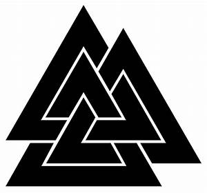 What does a triangle tattoo mean?