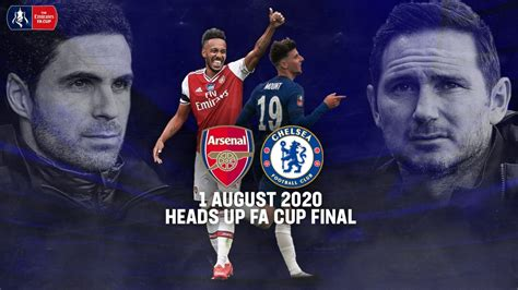 Where to find Arsenal vs. Chelsea FA Cup Final on US TV ...