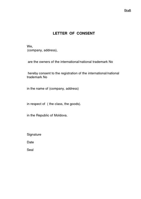 authorization letter sample email template  format