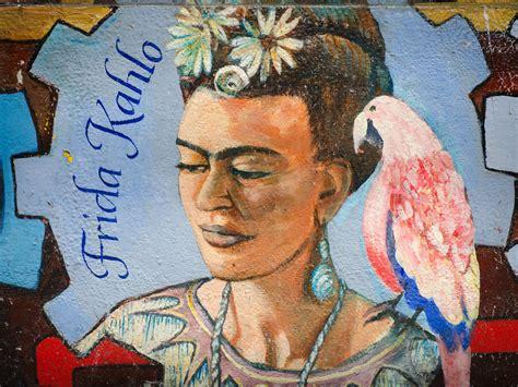 Frida Kahlo mural | Frida Kahlo mural Mission San ...