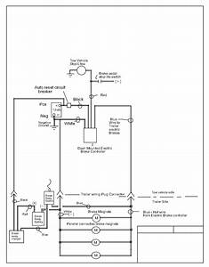 5 Way Trailer Electric Brake Wiring Diagram