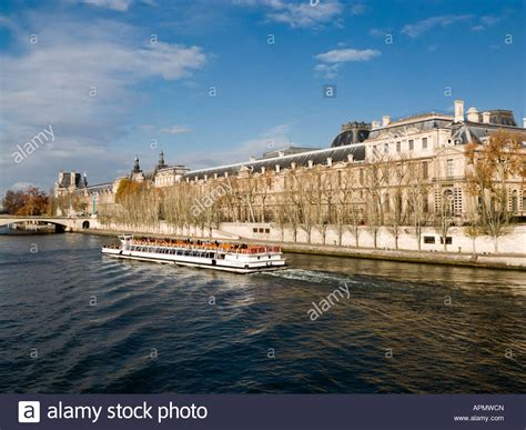 Bateau Mouche Tour by Bateaux Mouches Sightseeing Cruise Boat On The Seine Next