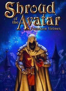 shroud   avatar forsaken virtues wikipedia