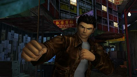 Sega Says Shenmue 1 & 2 Hd Remakes Have Their Full