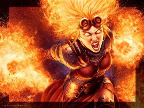 Magic The Gathering Images Chandra Hd Wallpaper And