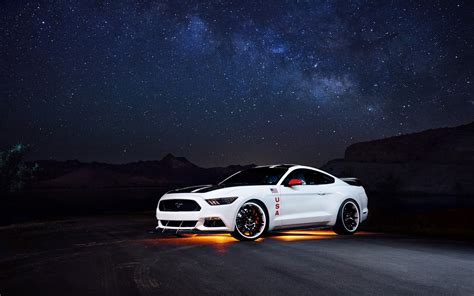 2015 Ford Mustang Gt Apollo Edition 2 Wallpaper