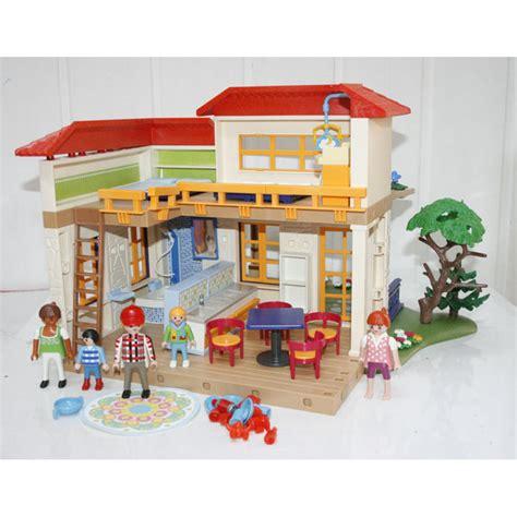 maison de loisir playmobil play original