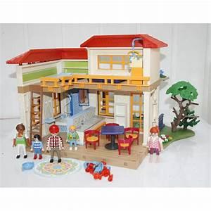 plan maison playmobil avie home With modele plan de maison 3 notice de montage playmobil 5303 maison traditionnelle