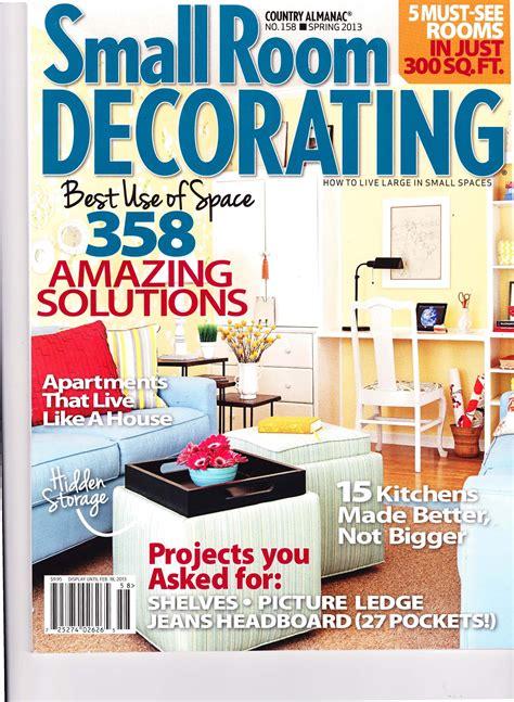 Emi Interior Design, Inc Small Room Decorating Magazine 2013