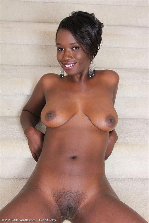 Ebony Milf Sayanna Monroe Delight Her Pooter Milf Fox