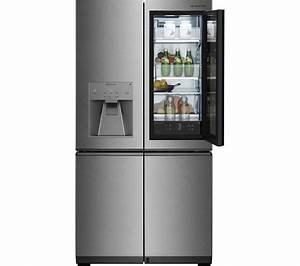 Buy Lg Signature Instaview Lsr100 Smart 60  40 Fridge Freezer