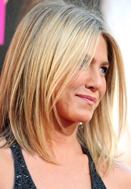 Jennifer Aniston Medium Length Hairstyles