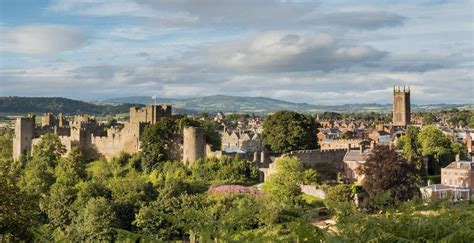 The History of Ludlow, Shropshire