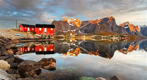 Northern Norway And The Lofoten Islands Itinerary And Map