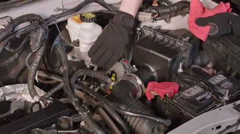 check  add transmission fluid presented