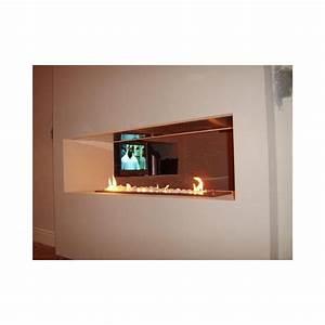 Cheminée Double Face : bienvenue chez vous cheminee bio thanol sur mesure double face ~ Preciouscoupons.com Idées de Décoration