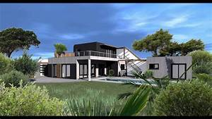 maison en brique de bois top bois maison toit btiment With awesome des plans pour maison 14 parpaing la triskeline