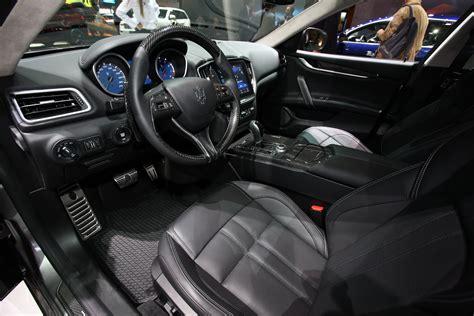 maserati ghibli interior maserati ghibli 2017 foros de debates de coches