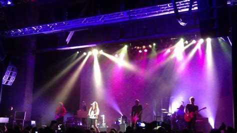 Thank you Alanis Morissette August 26th 2012 Paramount ...