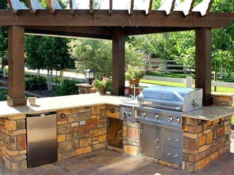 amazing outdoor kitchen ideas  inspiration reverb