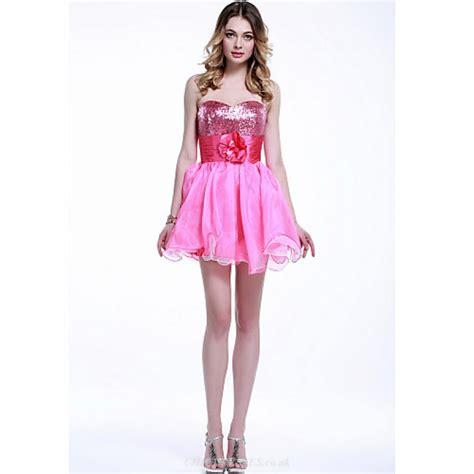 Cocktail Party Dress - Fuchsia Plus Sizes / Petite A-line ...