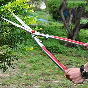 Geelife Long Handle Professional Hedge Shears Forged Hedge