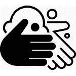 Icon Washing Hands Wash Soap Hand Clipart