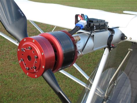 Electric Plane Motor by Exclusive We Fly An Electric Airplane Electric Motors