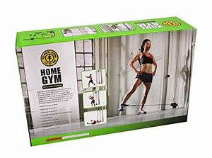 Gold's Gym Home Gym Total Body Resistance Training ...