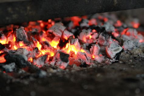 Chiminea Coal by Free Images Wood Spark Food Soil Firewood
