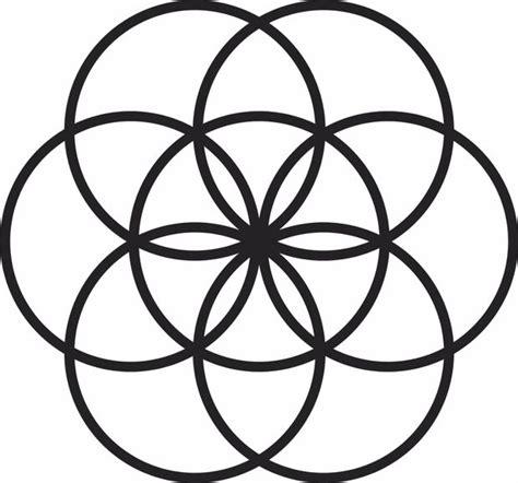 mandala flor de la vida tatuajes disenos dibujos