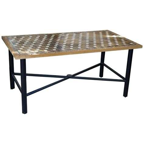 You can place them in. Italian Pietra Dura Low Table in Gold, Green and White Marble For Sale at 1stdibs