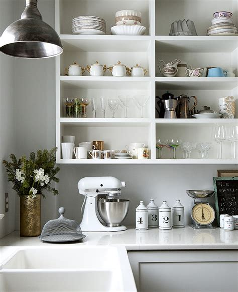 etagere deco cuisine 30 kitchens that to bare all with open shelves