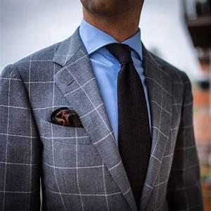 Schwarzer Anzug Blaue Krawatte : 1001 ideen thema grauer anzug welches hemd passt dazu ~ Frokenaadalensverden.com Haus und Dekorationen