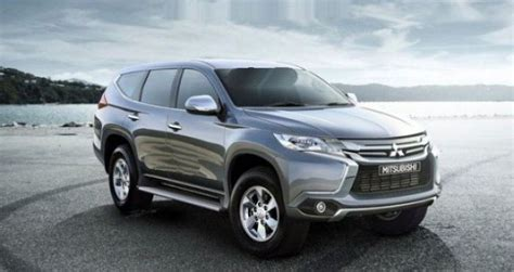 2019 Mitsubishi Pajero Redesign, Upgrades, Review 2018