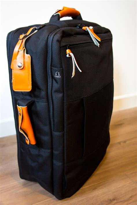 Is This Travel Backpack Perhaps The Best Carry On Luggage