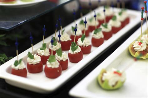canape food ideas 8 finger foods and canapés littlerock