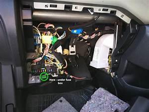 Citroen Relay Van Fuse Box