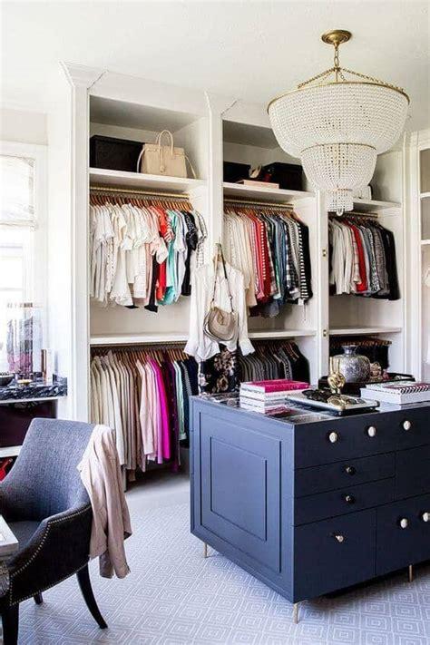 dreamy closet organizers  walk  closets