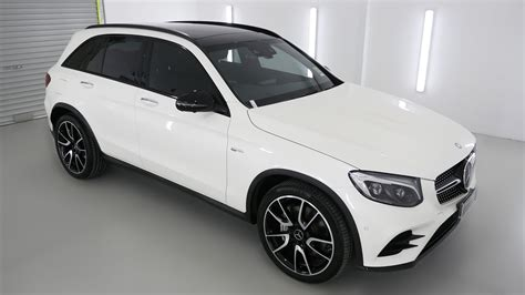 For 2021, mercedes gifts the glc lineup with more standard features and more standalone options. MERCEDES-BENZ AMG GLC 43 Wagon Diamond White Metallic Auto ...