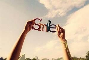 保持微笑_唯美图片_Fzlu图片网