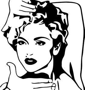 Madonna vinyl decal sticker like a prayer virgin true blue ...