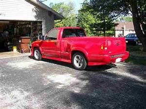 Purchase Used 2003 Chevy S10 Extreme Turbo Red  Gray In Batavia  Ohio  United States  For Us