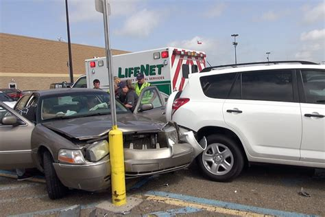 Major Accident Texas Walmart Parking Lot | Texarkana Today